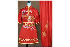 Tenue Chang Quan Brodée Dragon 2