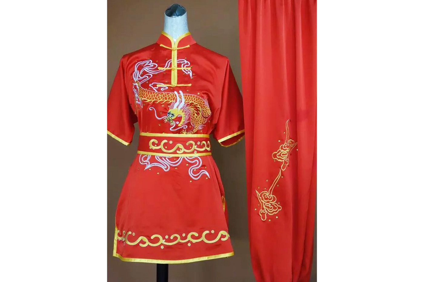 Tenue Brodée, Chang Quan Dragon 2