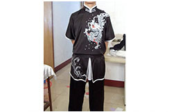 Tenue Brodée, Chang Quan Dragon 11