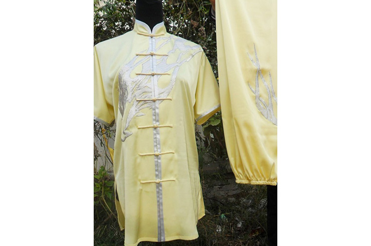 Embroidered Uniform, Chang Quan Graphic 6