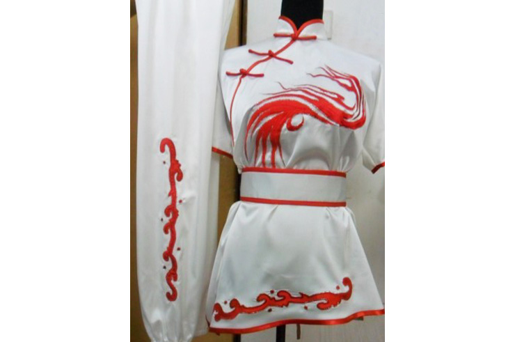 Embroidered Uniform, Chang Quan Graphic 9