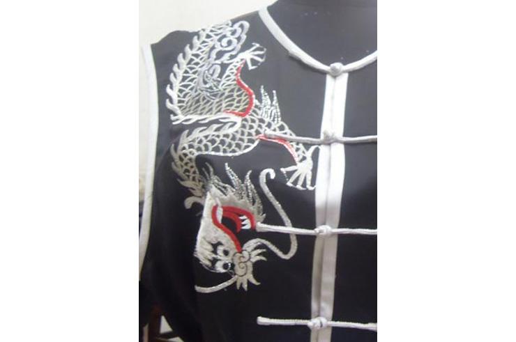 Tenue Brodée, Nan Quan Dragon 1