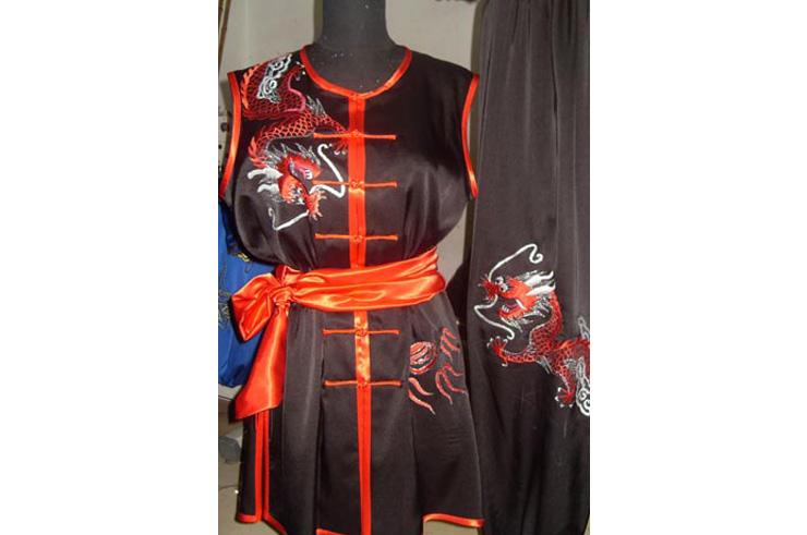 Embroidered Uniform, Nan Quan Dragon 1