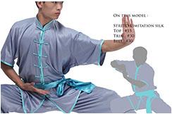 Top Personalizado, Chang Quan Clásico