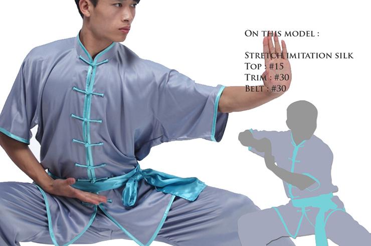 Custom Top, Chang Quan Classical