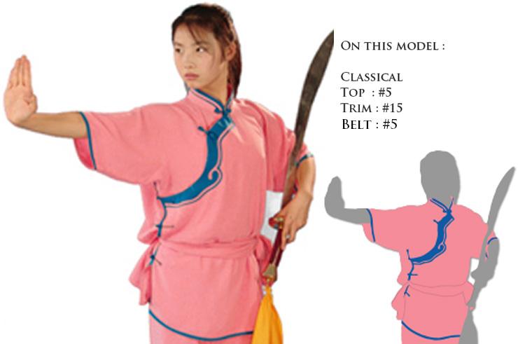 Top Personalizado, Chang Quan Da Jin