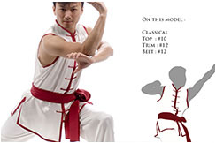 Custom Top, Nan Quan col Chang Quan