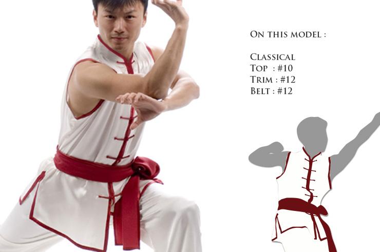Top Personalizado, Nan Quan Cuello Chang Quan