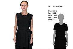 Custom Top, Nan Quan Woman