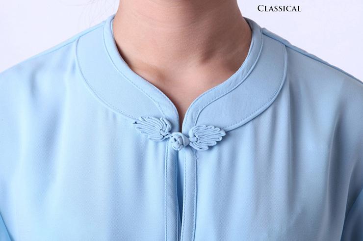 Custom Top, Taiji Western Style, Marble