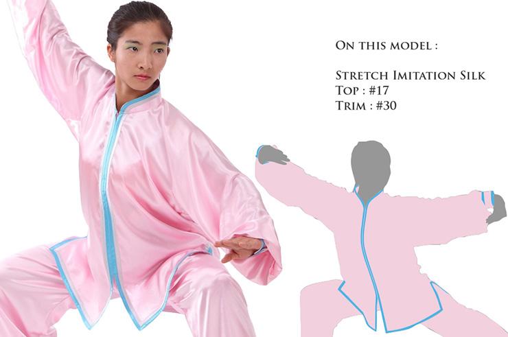 Haut Personnalisé, Taiji style Japonais