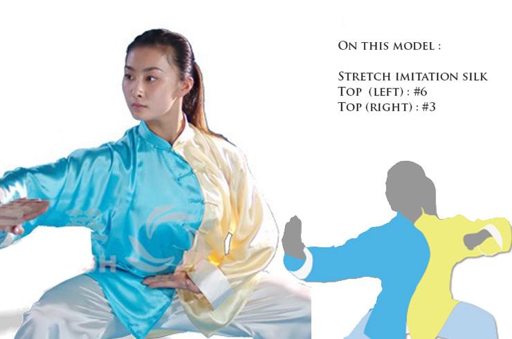 Custom Top, Taiji Yin Yang