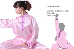 Top Personalizado, Taiji Mulan