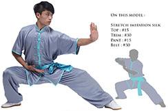 Traje Personalizado, Chang Quan