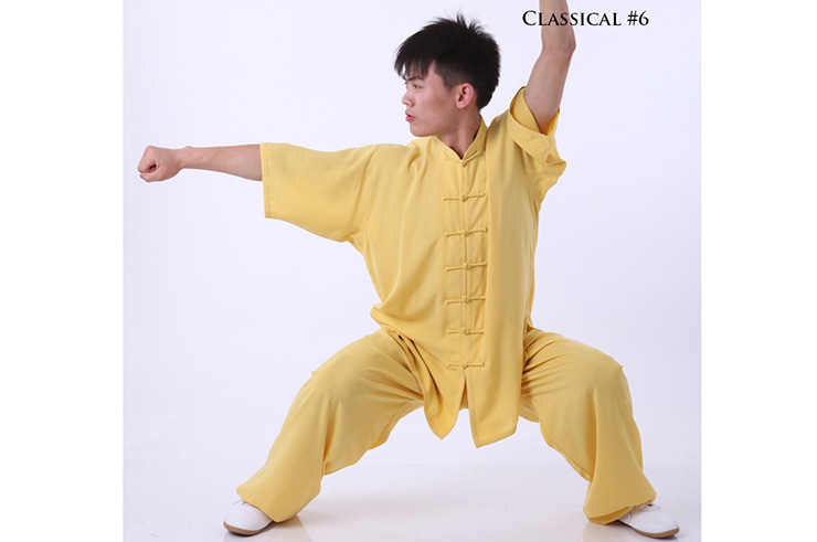 Custom Uniform, Chang Quan