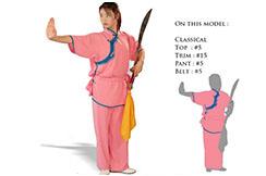 Traje Personalizado, Chang Quan Da Jin