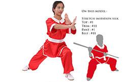 Traje Personalizado, Chang Quan Mujer, Estilo Japonés