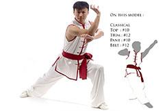 Traje Personalizado, Nan Quan Collo Mao