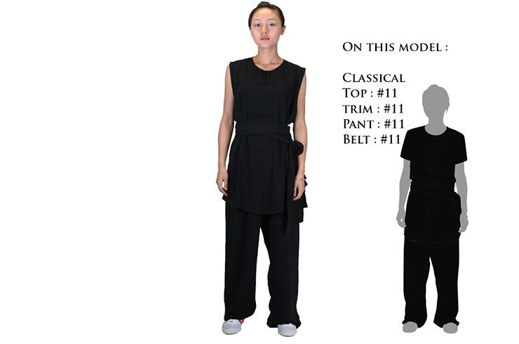 Custom Uniform, Nan Quan Woman