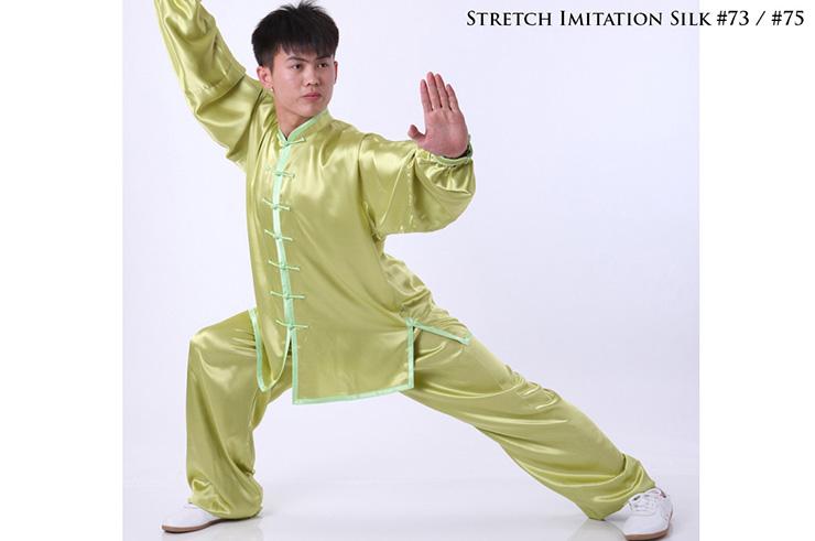 Custom Uniform, Taiji