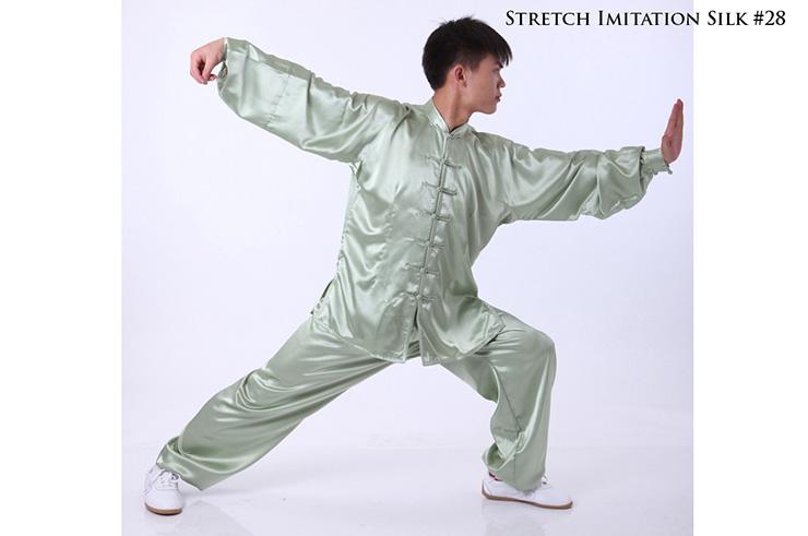 Tenue Personnalisée, Taiji