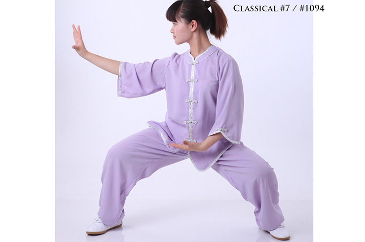 Tenue Personnalisée, Taiji style Occidental