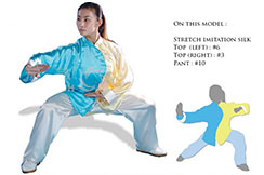 Custom Uniform, Taiji Yin Yang