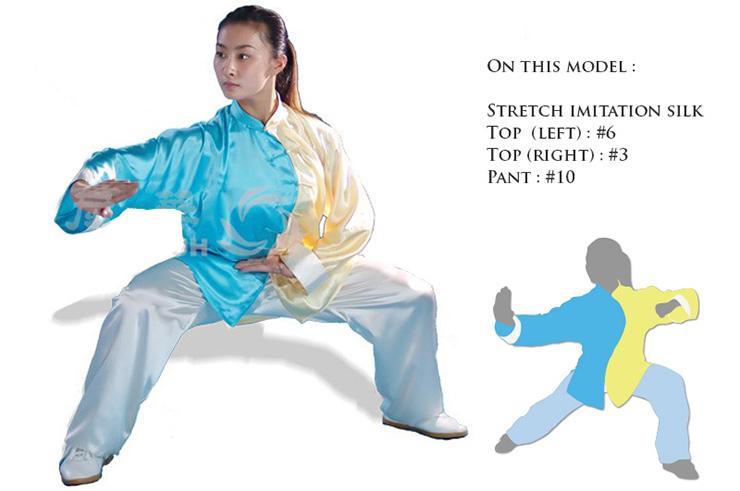Custom Uniform, Taiji Yin Yang