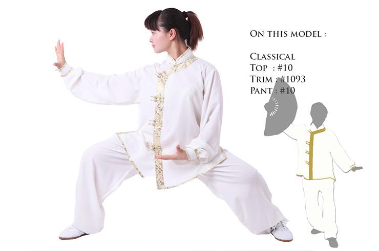 Custom Uniform, Taiji Pian Jin 1