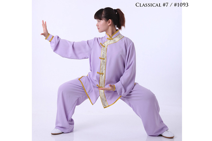 Tenue Personnalisée, Taiji Pian Jin #2