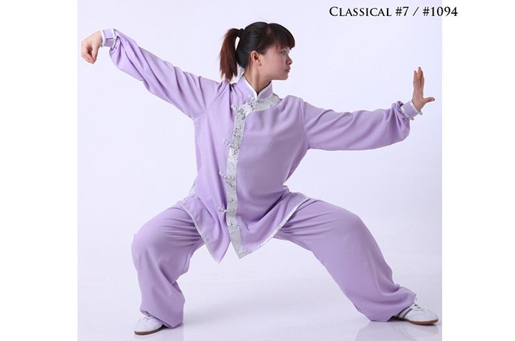 Traje Personalizado, Taiji Pian Jin 2