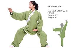 Traje Personalizado, Taiji Da Jin