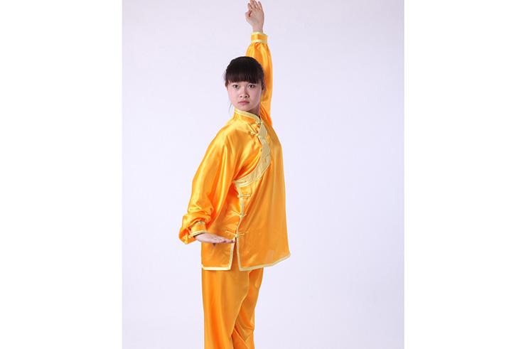 Custom Uniform, Taiji Da Jin