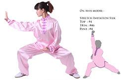 Traje Personalizado, Taiji Mulan