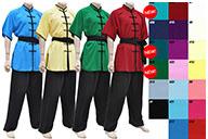 Tenue Chang Quan, Personnalisée, tissu Classique