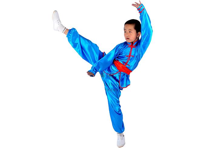 Tenue Taichi Enfant Qi Lin Ge