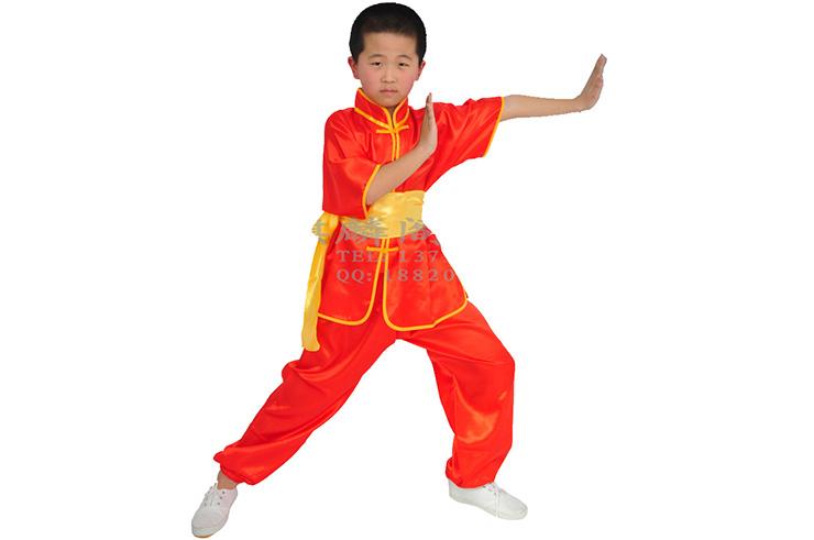 Tenue Chang Quan Enfant