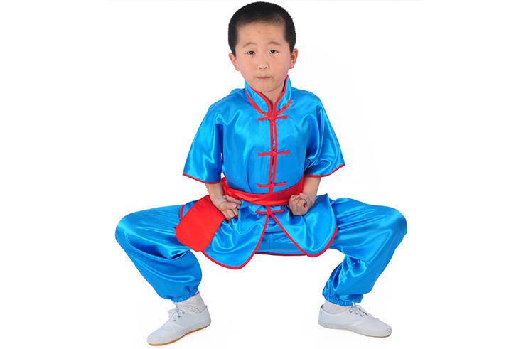 Tenue Chang Quan Enfant
