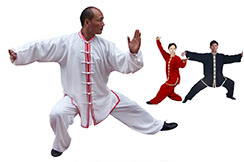 Tenue Taichi Classique Yi Wu Tang
