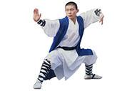 Shaolin Tao Seng Uniform, Blue