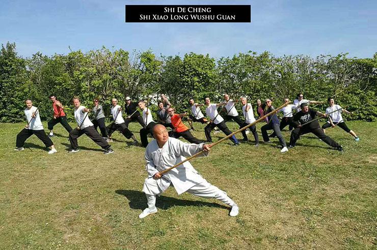 stage de Kung-fu en Chine