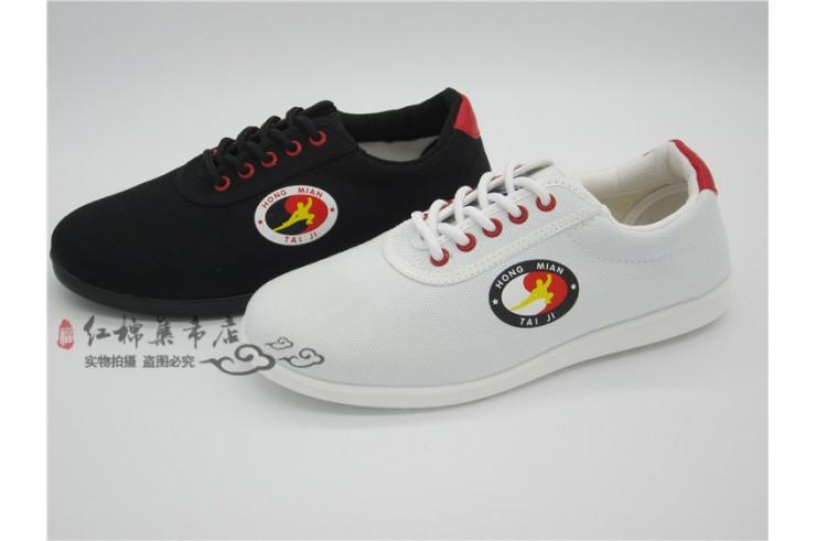 Chaussures Taiji Toile, Hongmian