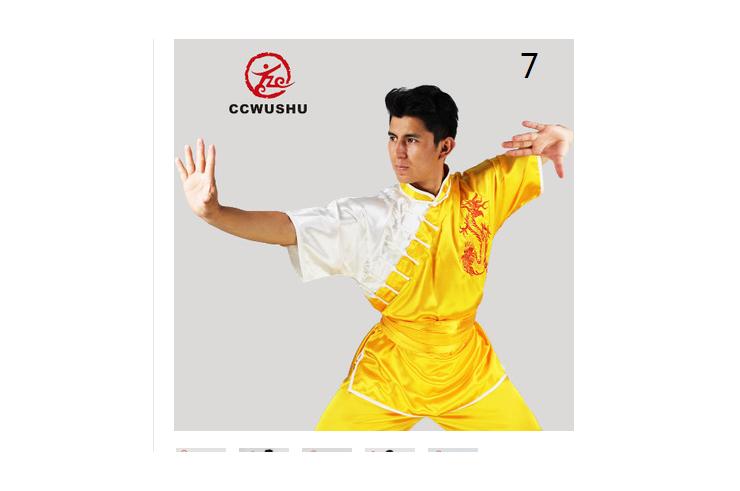 Dragon Chang Quan Uniform«CCWUSHU » 1