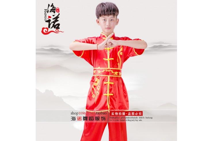 Tenue Chang Quan Avec Dragon «Hai Nuo »