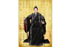 Hanfu, Traje Tradicional Chino, Hombre 4