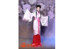 Hanfu, Tenue Chinoise Traditionnelle, Femme 17