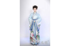 Hanfu, Traditional Chinese Clothing, Woman 9