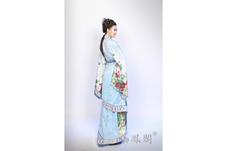 Hanfu, Tenue Chinoise Traditionnelle, Femme 9