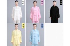 Jingyi Taiji Uniform 11