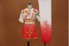 Embroidered Uniform, Chang Quan Dragon 12